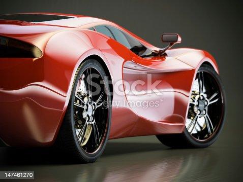 istock Hot Sports Car 147461270