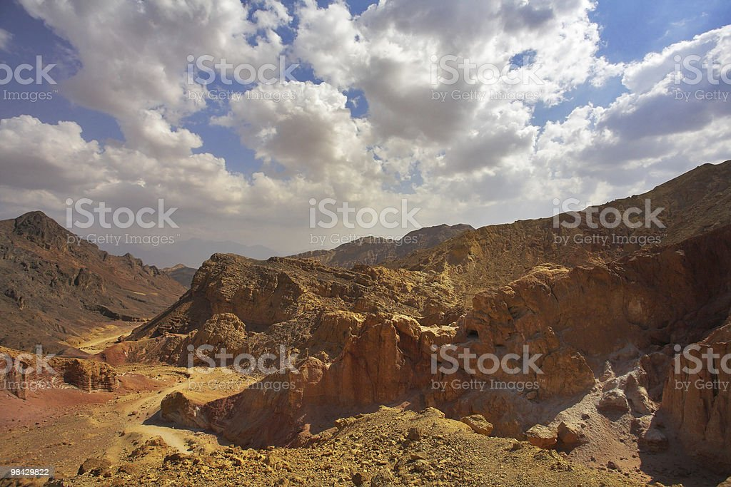 Hot spring day royalty-free stock photo