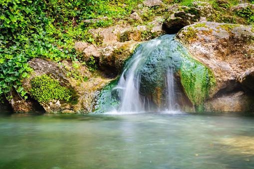 핫스프링스 국립 공원 0명에 대한 스톡 사진 및 기타 이미지