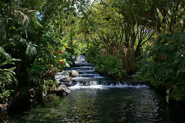 Hot Springs stock photo