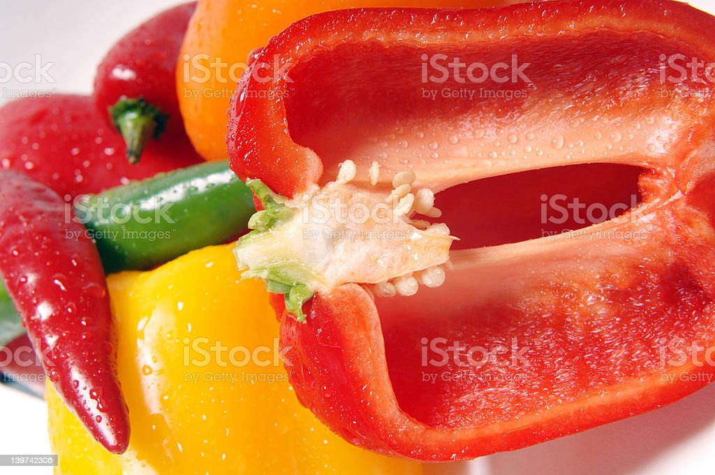 hot stuff royalty-free stock photo