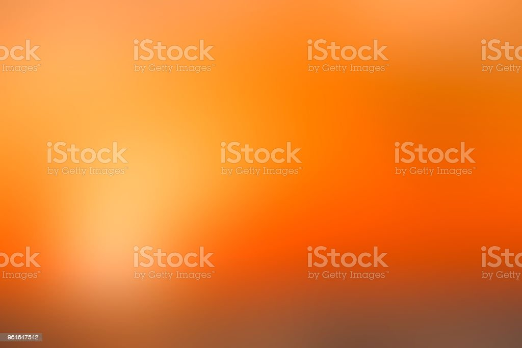 Hot sunset abstract blurred background royalty-free stock photo