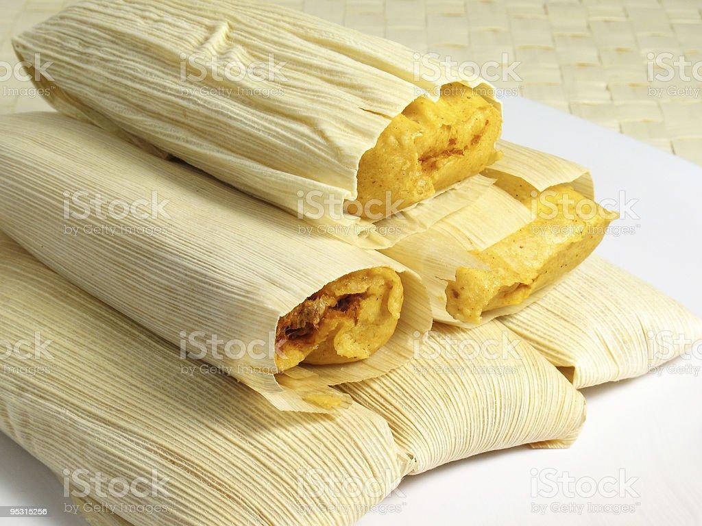 Hot Tamales stock photo
