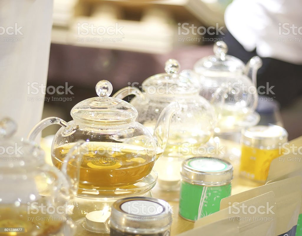hot tea stock photo