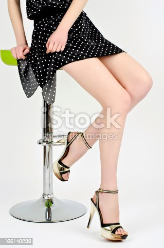 157582133 istock photo Hot tempting legs. 166140239