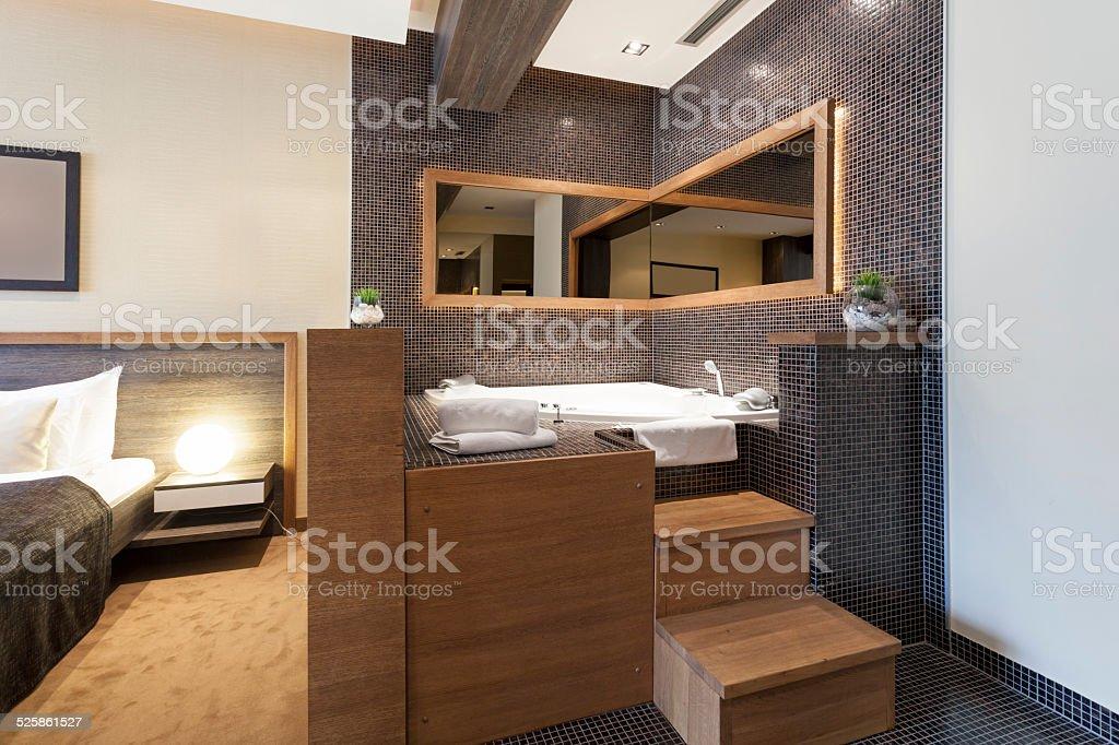 Whirlpool Im Schlafzimmer Stockfoto und mehr Bilder von ...