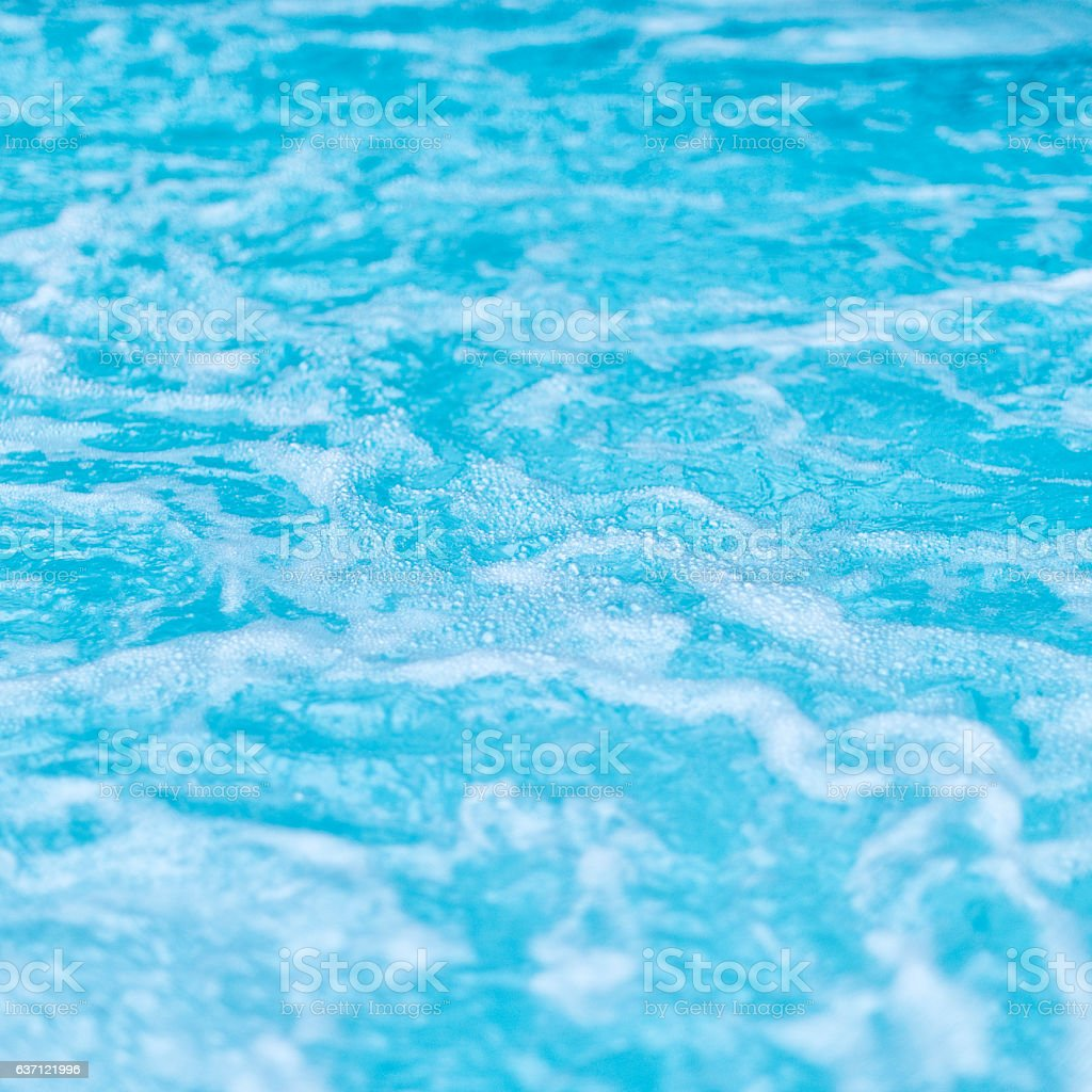 Hot Tub Whirlpool Bubbles Spa Background Stock Photo & More Pictures ...
