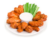 istock Hot Wings 183425221