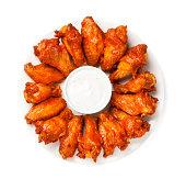 istock Hot Wings 184915885