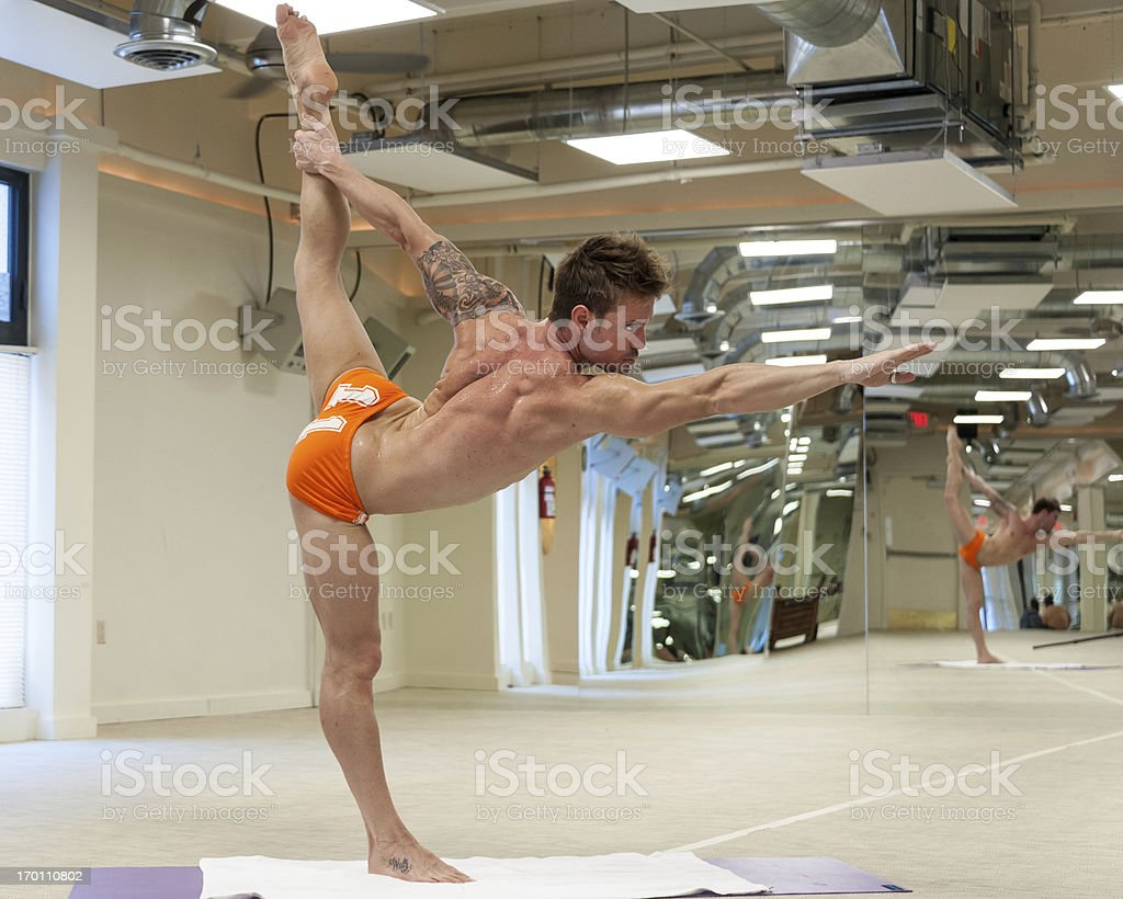 heißes Yoga hd