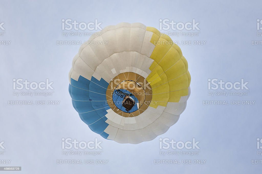 Hot-air Balloon royalty-free stock photo