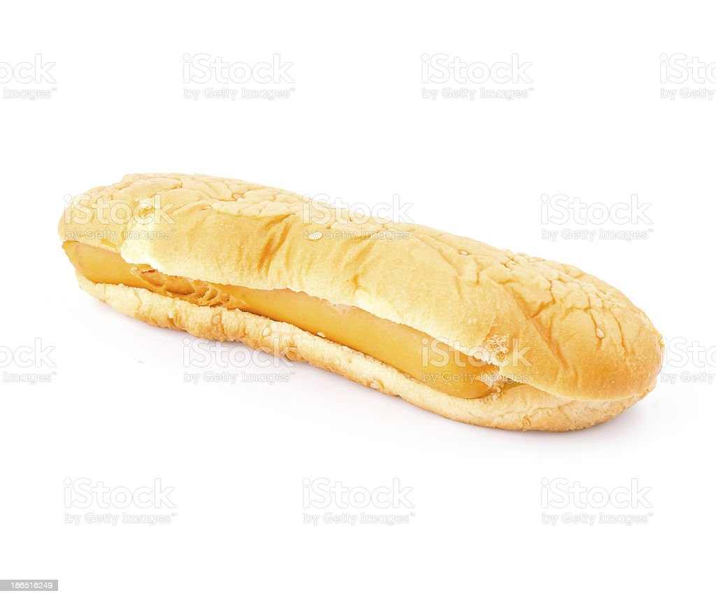 Hotdog royalty-free stock photo