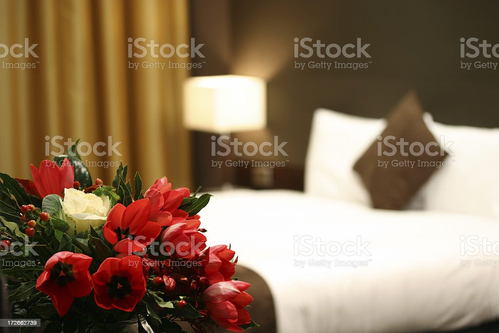 Hotel Accommodation Room royalty-free stock photo