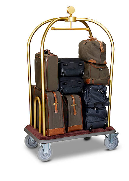 Best Luggage Cart Stock Photos Pictures Amp Royalty Free