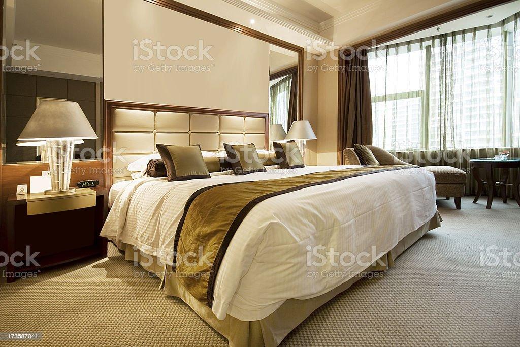 Hotel Camera Da Letto - Fotografie stock e altre immagini di Albergo ...
