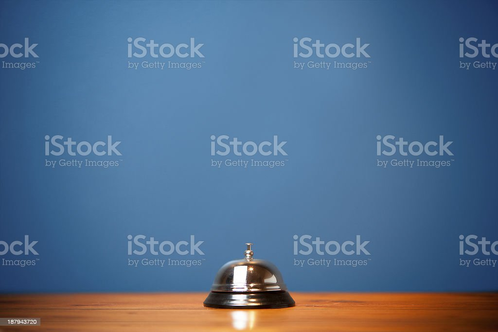 Hotel Bell stock photo