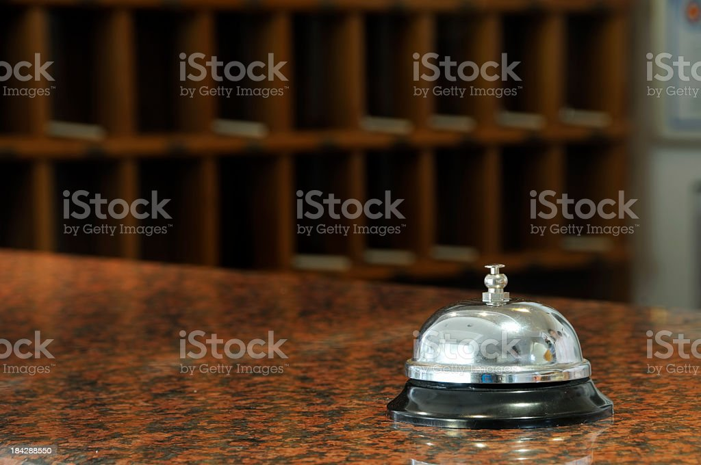 Hotel Business stock photo