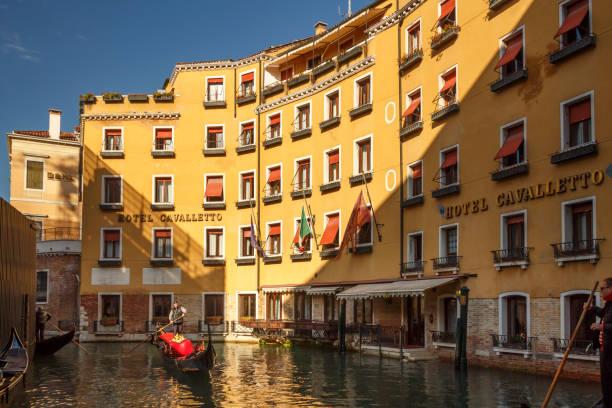 Hotel Cavalletto in Venedig, Italien, 2016 – Foto
