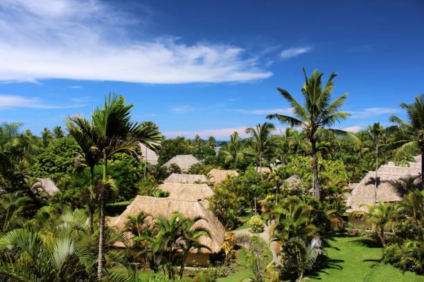Hotelkomplex auf Fidschi – Foto