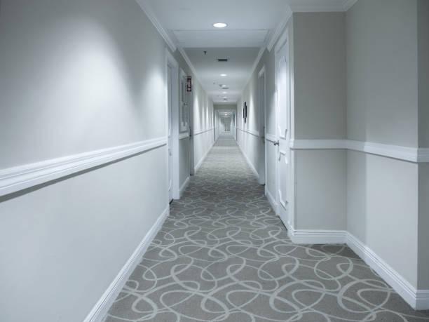 Couloir de l'hôtel - Photo