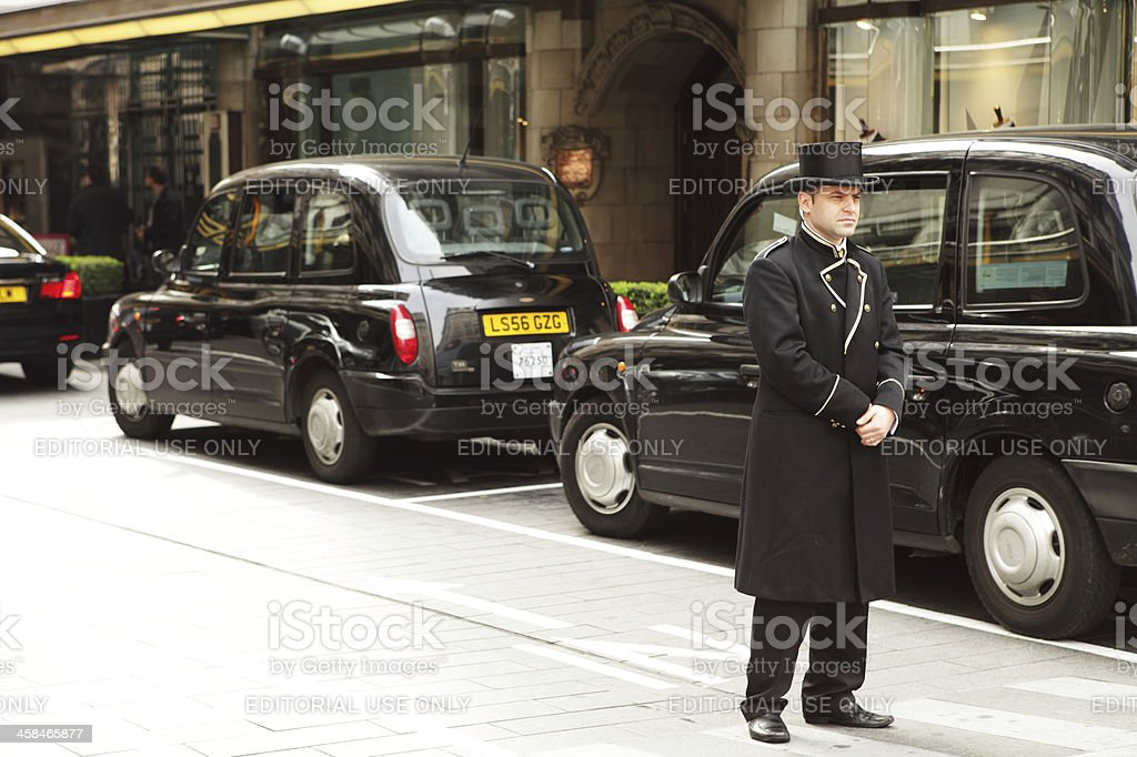 ... Savoy Hotel stock photo Hotel Doorman in London stock photo ...  sc 1 st  iStock & Hotel Doorman Pictures Images and Stock Photos - iStock pezcame.com