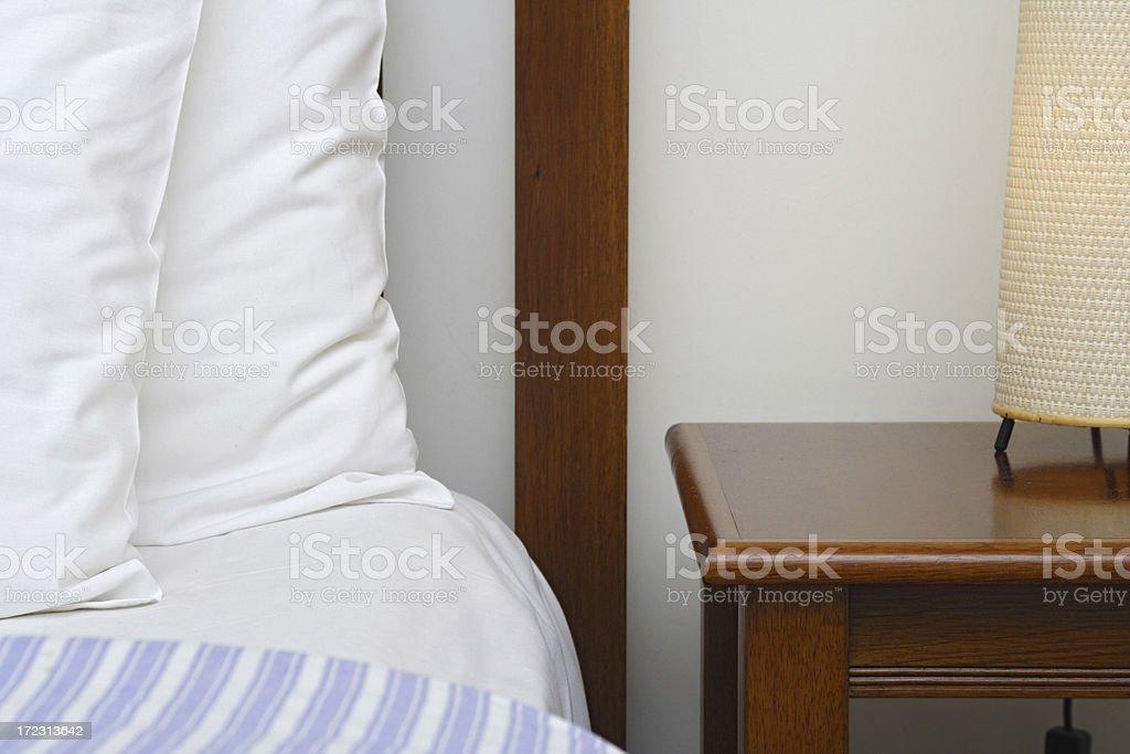 hotel glimpses stock photo