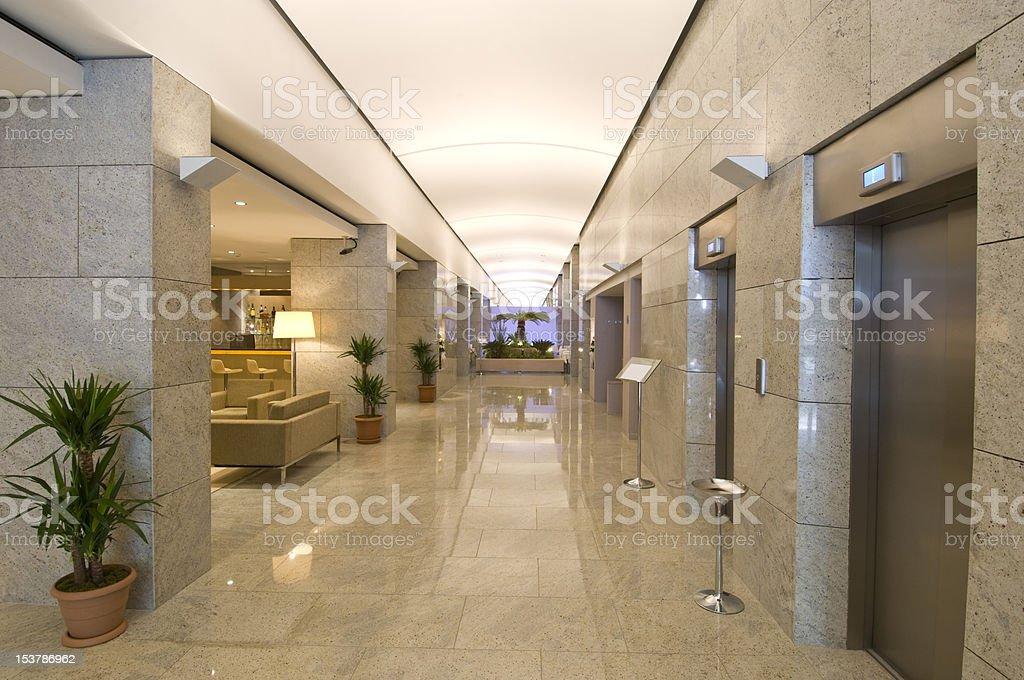 hotel hall innen – Foto
