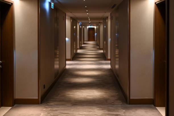 Hotelflur – Foto