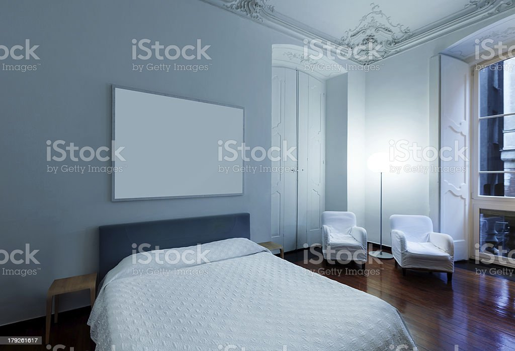 hotel in a historic building stock photo