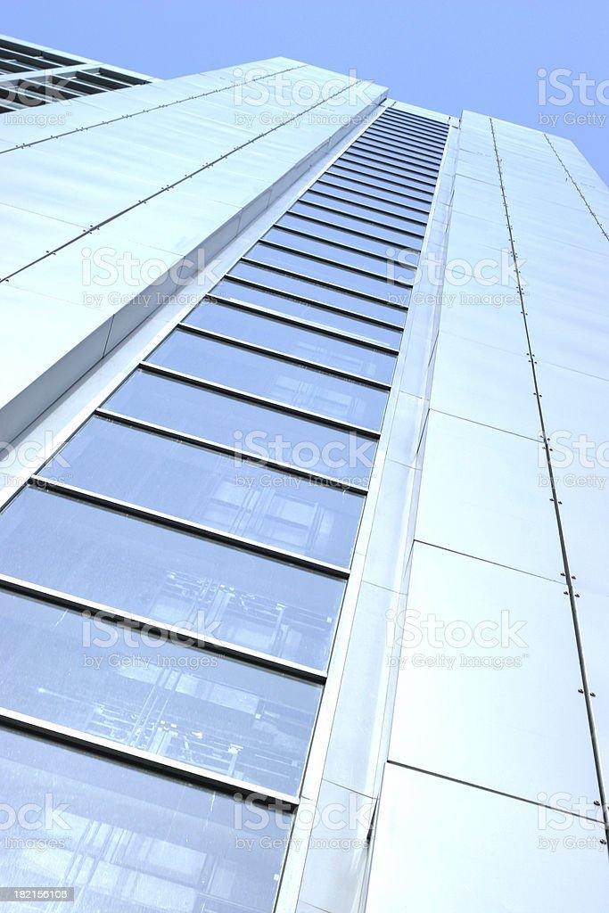 Hotel lift royalty-free stock photo