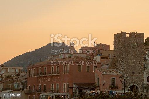 Hotel Metropole in Taormina, Sicily