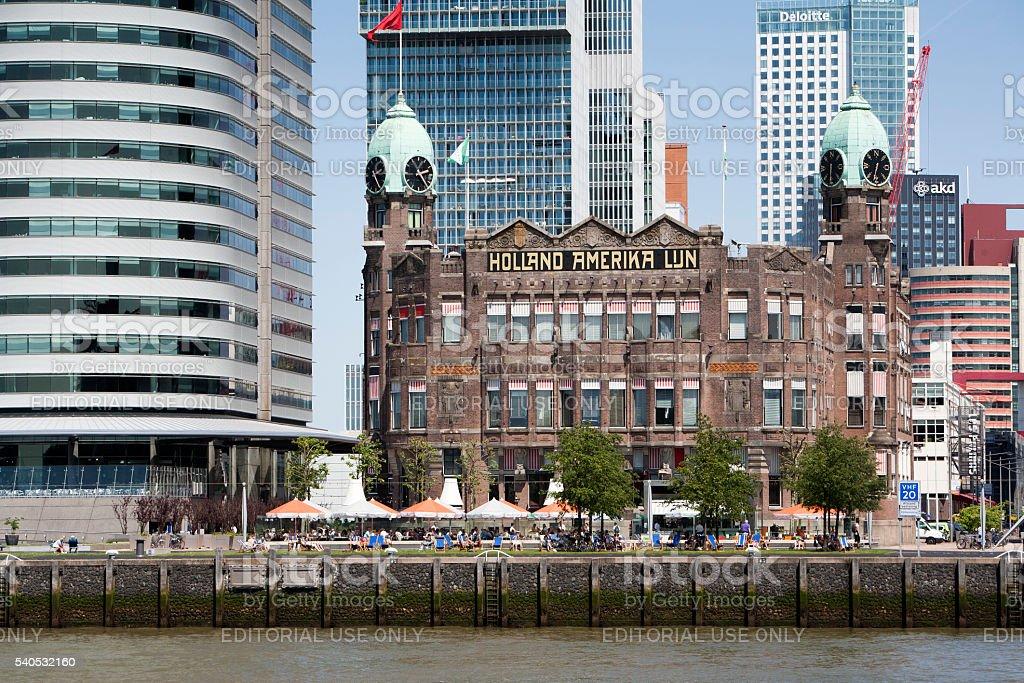 Hotel New York in Rotterdam foto