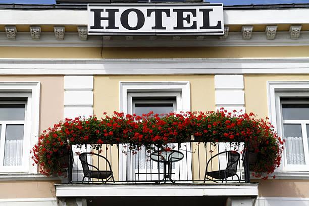 hotel - nordsee urlaub hotel stock-fotos und bilder