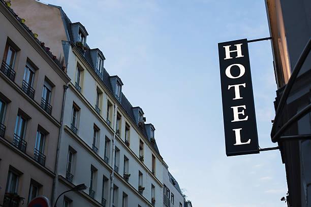 hotel - hotel mailand stock-fotos und bilder