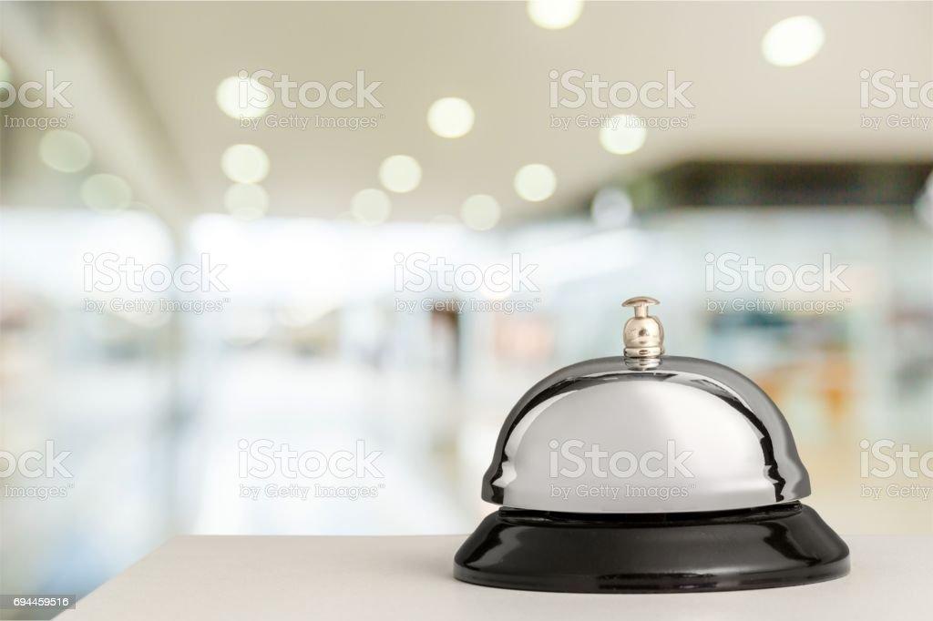 Hotel. stock photo