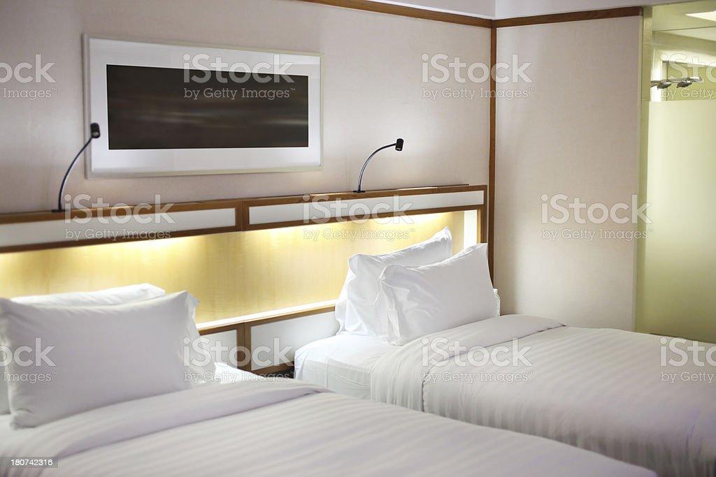 Camera dellhotel fotografie stock e altre immagini di albergo