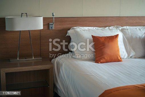 Hotel the bedroom