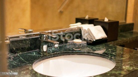 hotel washbasin