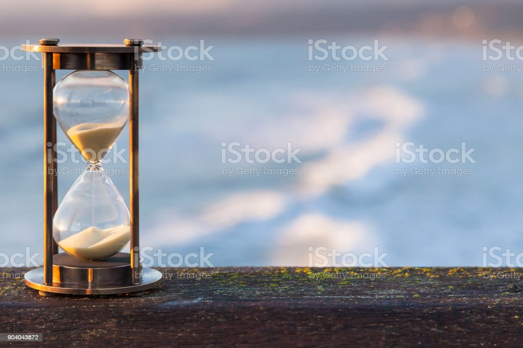 Hourglass Outdoors stock photo