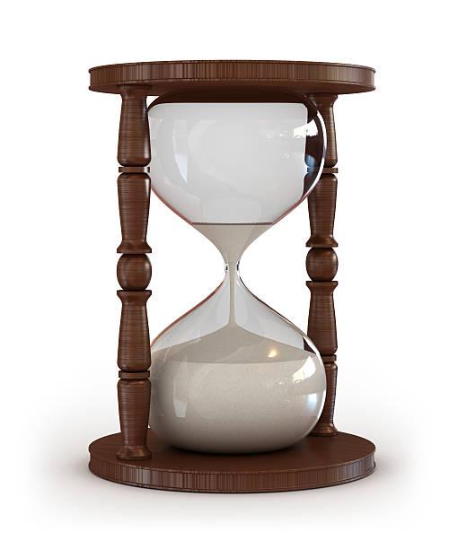 Reloj de arena - foto de stock