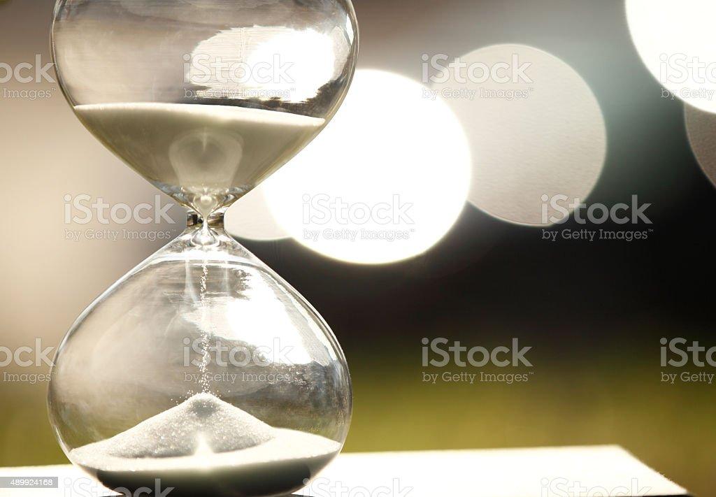 Hourglass - Royalty-free 2015 Stock Photo