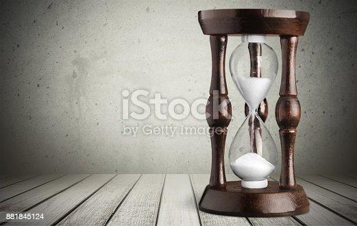 istock Hourglass. 881845124