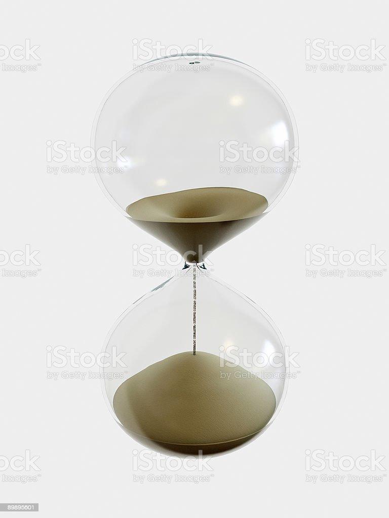 Песочные часы Стоковые фото Стоковая фотография