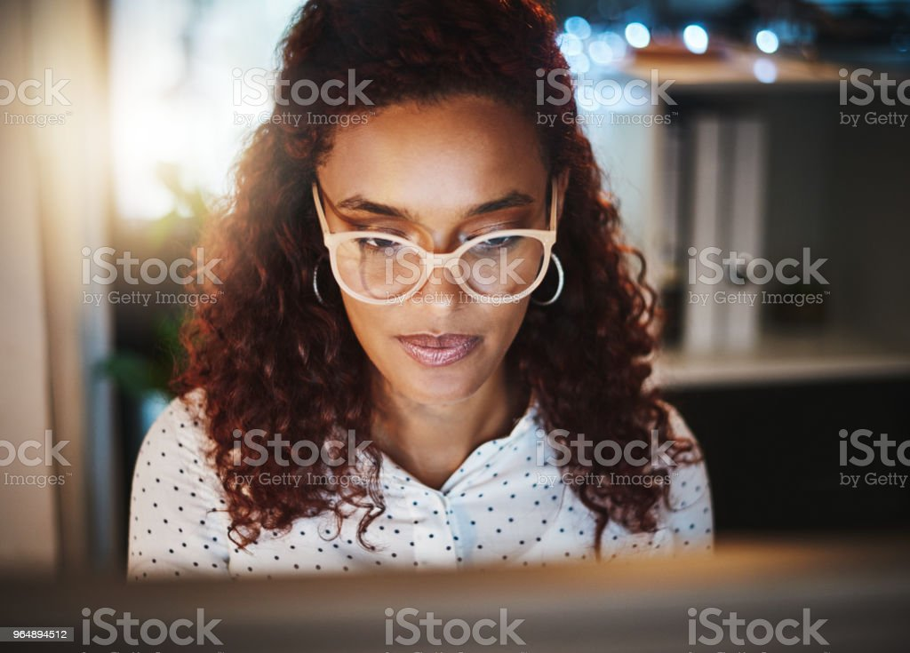 12 hours later and she's still going strong royalty-free stock photo
