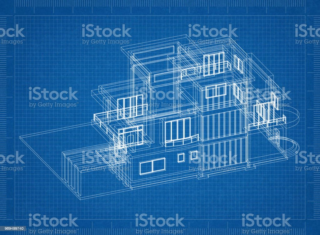 Image of: Architecture Design Blueprint Throughout House Architect Design Blueprint Royaltyfree Stock Photo Architect Design Blueprint Stock Photo u0026 More Pictures Of