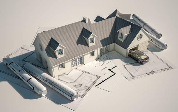 Architecture de maison - Photo