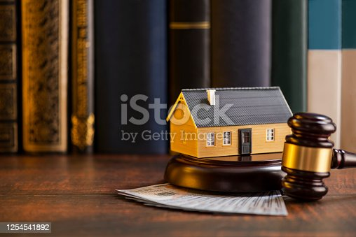 House, Home Finances, Auction, Home Ownership, Law