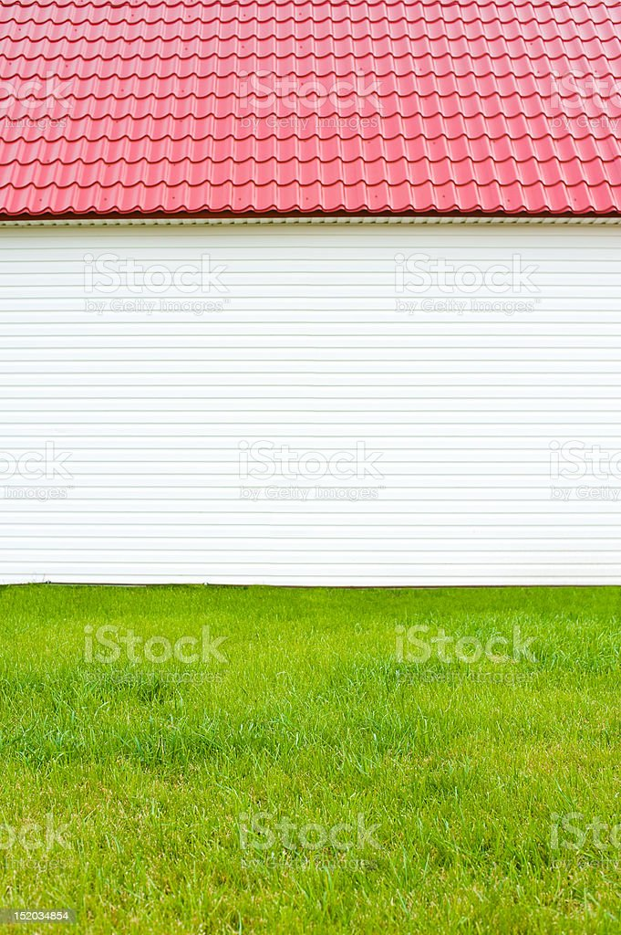 house background stock photo