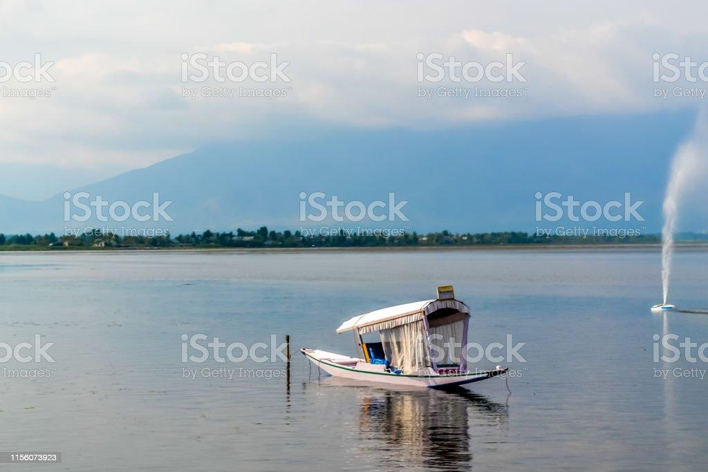 A House Boat Or Shikara Boat Ride On Dal Lake Srinagar Jammu