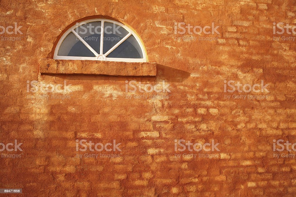 house brick wall royalty-free stock photo